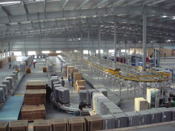 Whole Factory Layout Refrigerator Assembly Line Equipment For Home Appliances